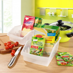 Set 2 organizatoare condimente - Gazon natural