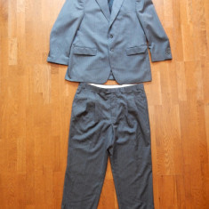 Costum de gala Ralph Lauren Elite; marime 42, vezi dimensiuni; lana pura; ca nou - Costum barbati, Culoare: Din imagine