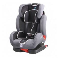 Scaun auto 9-36 kg DiabloFix cu Isofix Graphit Caretero - Scaun auto copii grupa 1-3 ani (9-36 kg)