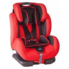 Scaun auto 9-36 kg DiabloFix cu Isofix Red Caretero - Scaun auto copii grupa 1-3 ani (9-36 kg)