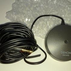 DENON DM-S305 Home Theater Amplifier Surround Calibration Auto Setup Microphone - Sistem Home Cinema