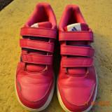 Pantofi sport Adidas - Adidasi copii, Marime: 36, Culoare: Roz