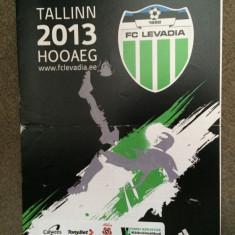 Program Levadia Tallin - Pandurii Tg Jiu 16.07.2013 - Program meci