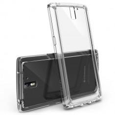 Husa Protectie Spate Ringke FUSION Crystal View plus folie protectie pentru OnePlus One - Husa Telefon