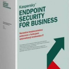 Antivirus Kaspersky Endpoint Security for Business Core 25-49 Node 1An Electronica
