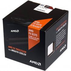 Procesor AMD FX-8370 Octa Core 4.0 GHz socket AM3+ Wraith Cooler BOX - Procesor PC