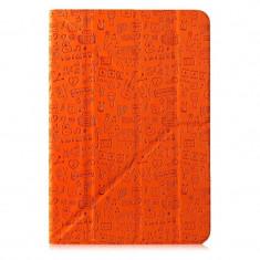 Husa tableta Canyon CNS-C24UT10O Life is orange 10 inch