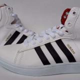 Adidas Monaco - Ghete barbati Adidas, Marime: 41, 42, 43, 44, Culoare: Din imagine, Piele sintetica