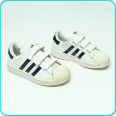 DE FIRMA _ Adidasi originali, piele, calitate ADIDAS _ fete, baieti | nr. 30, 5 - Adidasi copii, Culoare: Alb, Unisex, Piele naturala