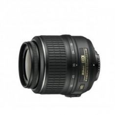 Obiectiv Nikon Obiectiv Camera Foto 18-55mm f/3.5-5.6G VR AF-S DX NIKKON - Obiectiv DSLR