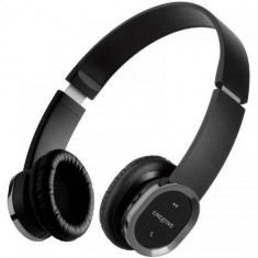 Casti Creative Over-Head WP-450 Bluetooth Black - Casti PC