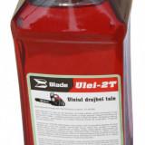 Ulei drujba amestec 2T ROSU 0.5L Blade