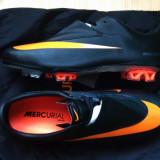 Ghete fotbal profesionale Nike Mercurial Vapor 6 FG, marimea 42.5 !, Culoare: Din imagine, Barbati, Iarba: 1