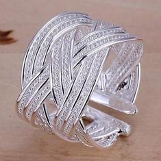 Inel argint 925 + cutie cadou; marime reglabila