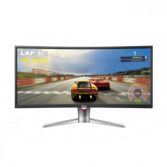 Benq Monitor BenQ LED XR3501 35'' curved, QHD, 3000:1, DP/HDMI/USB - Monitor LED BenQ