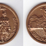 Medalie Orsova 1974 - Dierna