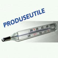 Termometre.Termometru Uman.Termometru Medical Cu Mercur(Clasice) - Termometru copii Altele