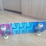 Skateboard Nespecificat Firefly nou, Marime: 40, Barbati