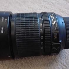 Obiectiv Nikon AF-S 18-105mm f/3.5-5.6G VR DX - Obiectiv DSLR