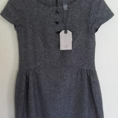 Sarafan Elegant Fete Zara, Marime: Alta, Culoare: Negru