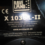 Incinte acustice RaveLand