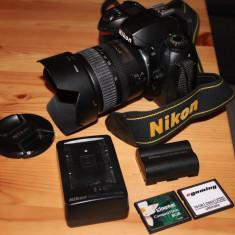 Nikon D70S - DSLR Nikon