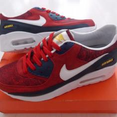 Adidasi Nike Air Max 2 - Adidasi barbati Nike, Marime: 40, 41, 43, 44, Culoare: Din imagine, Textil