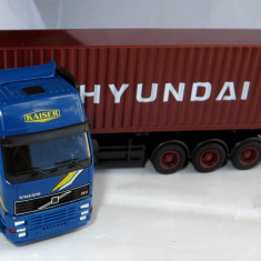 Herpa VOLVO FH12 container 40