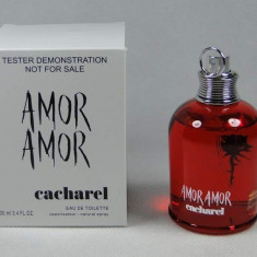 Cacharel Amor Amor MADE IN FRANCE TESTER - Parfum femeie Cacharel, Apa de toaleta, 100 ml