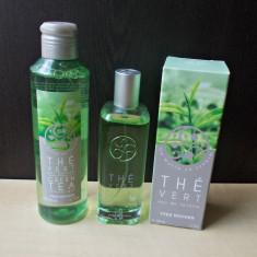 Set apa de toaleta si gel de dus Ceai Verde Yves Rocher