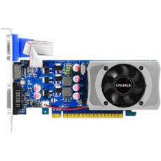 Placa video SPARKLE 1024 MB GDDR3 128 bit PCI-E 16x NVIDIA GeForce GT 630 VGA DVI HDMI - Placa video PC