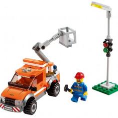LEGO City - Camioneta pentru reparatii (60054)