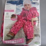 Salopeta de iarna pentru bebe Lupilu NOU