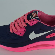 Adidasi dama Nike, Textil - Adidas Nike AIR MAX