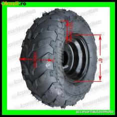 Anvelope ATV - CAUCIUC ATV 145/70-6 145x70-6 145x70x6 in V