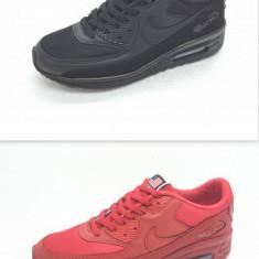 Adidasi Nike Air Max - Adidasi dama, Marime: 43, 44, Culoare: Negru, Rosu