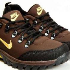 Bocanci barbati, Piele naturala - Bocanci Nike