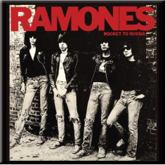 Magnet Ramones - Rocket to Russia
