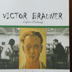 Victor Brauner sau drumul pictorului catre un suprarealism bine temperat Velescu - Album Arta