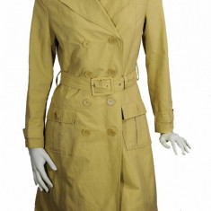 Trench dama - Trench bej impermeabil Classic Woman by Ellos, marime L
