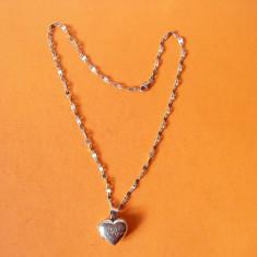 Lantisor argint - LANT CU MEDALION DIN ARGINT 925