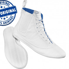 Adidasi barbat Adidas Originals Easy Five Hi - tenisi originali - adidasi panza - Tenisi barbati Adidas, Textil