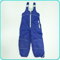 Pantaloni salopeta ski / iarna, caldurosi, impermeabili _ fetite | 5-6 ani | 116 H&m, Culoare: Mov, Fete