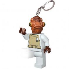 Bujii - Iq Breloc chei LEGO ® Star Wars Admiral Ackbar