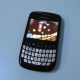 BLACKBERRY 8520 - carcasa uzata - joystick defect - smartphone qwerty