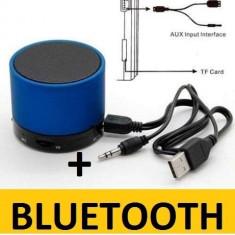Boxe Telefon, Conectivitate bluetooth - Boxa BLUETOOTH portabila MP3