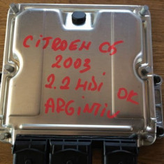 Kit pornire Citroen C5 0281010938 - ECU auto