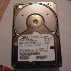 HDD Hard disk IBM Deskstar 20GB, 7200RPM, IDE, model DPTA-372050 stare BUNA, Sub 40 GB
