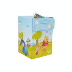 Dulapior Pooh - Sistem depozitare jucarii