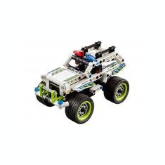 Interceptorul politiei - LEGO Technic